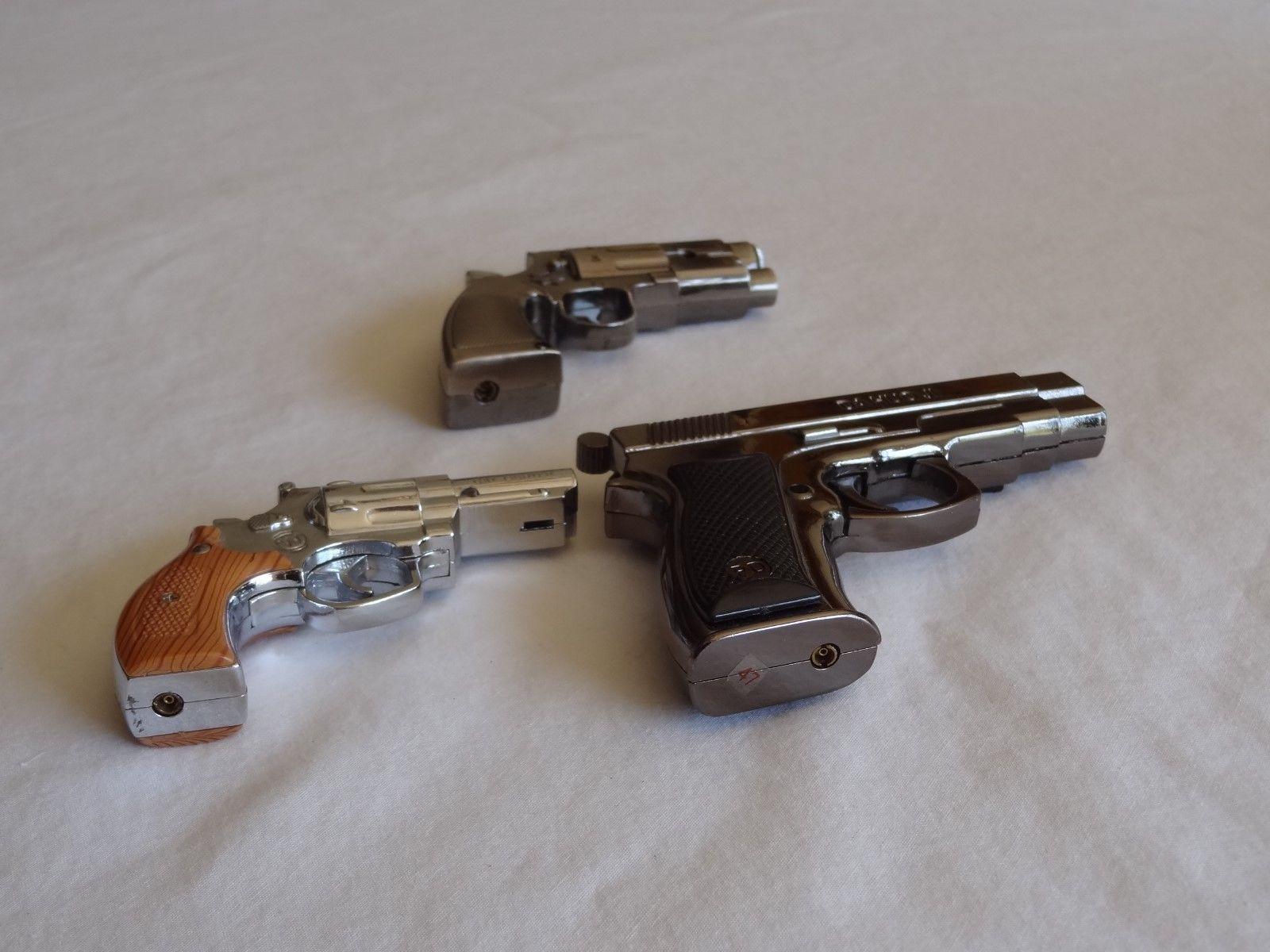 4 Novelty Gun Pistol Shaped Cigarette and similar items