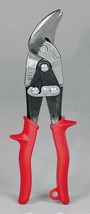 "WISS Metalmaster 9-1/4"" Offset Aviation Tin Snips Cuts 18ga Left & Strai... - $26.32"
