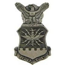 Usaf Rotc Badge Pin 1-1/4'' - $9.89