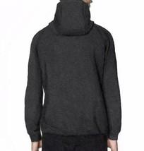32 Degrees Men's Gray Tech Fleece Full Zip Hoodie Sweatshirt XL X-Large NWT image 2