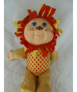 Cabbage Patch Kids Lion Cuties Mignon Rainforest Friends Doll Toy Smells... - $6.92