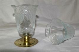 Home Interiors Angel Sconce Votive Cups RARE Homco - $14.99
