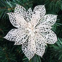 10Pcs/lot White/Golden/Silver - Flowers Wreaths Decor - $33.95