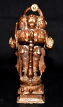 Lord Hanuman Made in Solid Pure Copper - $59.40