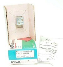 NIB ASCO 160800-MB SPARE PART KIT 160800MB