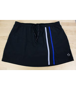 Moving Comfort Skirt w/ Compression Shorts Skort Size Small Running Tennis  - $14.69