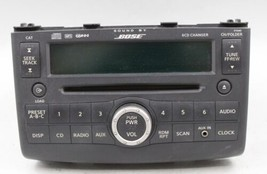 08 09 NISSAN ROGUE AM/FM RADIO 6CD PLAYER RECEIVER OEM - $69.29