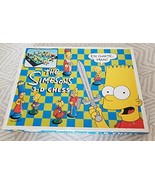 The Simpsons - 3-D Chess - $108.30