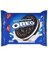 Nabisco, Oreo, Chocolate Sandwich Cookie, 14.3oz Bag (Pack of 4) - $32.20