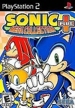 Sonic Mega Collection Plus PS2 (Sony PlayStation 2, 2004) - $7.59