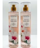 2-Pack Bath Body Works HIBISCUS PARADISE Fine Fragrance Mist Spray 8 fl.oz - $27.67