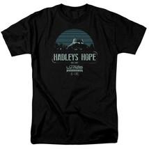 Aliens t-shirt Hadleys Hope LV-426 retro 80s Sci-Fi film graphic tee TCF672 image 1