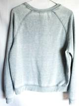 Forever 21 00137482 Faded Light Blue Long Sleeve Sweatshirt Size M image 2