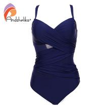 Women One-Piece Swimsuit Bandage Bikini Push-up Padded Backless Bathing Swimwear - $28.50