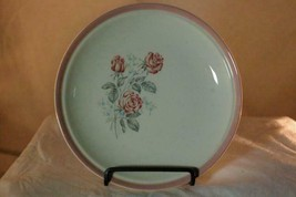 "Cunningham & Pickett Dixie Rose Salad Plate 7 1/4"" - $3.14"