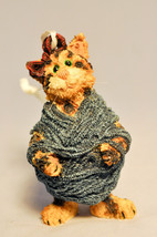 Boyds Bears & Friends: Darby Fuzzkins... Wound Tight 271800 Purrstone Co... - $15.00