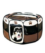 Outdoor tent waterproof pet fence pet toy dog cage pet house cat toy ten... - $64.34