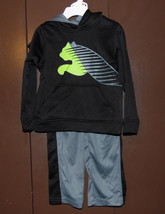Puma Boys Jogging Outfit Long Sleeve Pants Size 4 or 5  NWT - $22.74