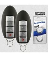 2 For 2009 2010 2011 2012 2013 2014 Nissan Maxima Murano Smart Remote Ke... - $23.73