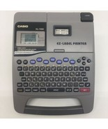 Casio KL-7000 Label Thermal Label Printer Tested Working - $20.56
