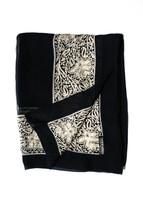 Giorgio Armani Lightweight Womens Vintage Silk Scarf multicolor floral p... - $89.00