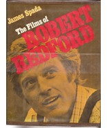 The Films Of Robert Redford by James Spada 1977 1st Edition HC w/ Dust J... - $24.95