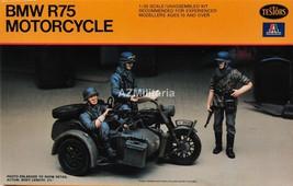 Testors/Italeri  BMW R75 Motorcycle 1/35 Scale 825 - $12.75