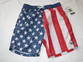Men's Billabong PlatinumX Lay Backs boardshorts board shorts swim USA FL... - $39.49