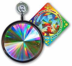 "Suncatcher - Axicon Rainbow Window - Includes Bonus ""Rainbow on Board"" Sun - $25.83"
