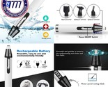 Nose Hair Trimmer 4 In 1 Eyebrow Sideburn Ear And Nose Hair Trimmer For Men Upgr