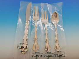Country Manor by Towle Sterling Silver Flatware Set for 8 Service 32 Pie... - $1,895.00
