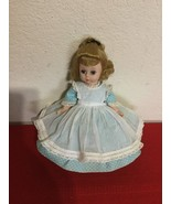 "Vintage Madame Alexander Dolls  AMY ""Little Women"" 8"" Alexander-Kins Wal... - $150.00"