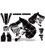 Honda CR125 1995-1997 CR250 1995-1996 Graphic Kit Dirt Bike Wrap MX Deca... - $168.25