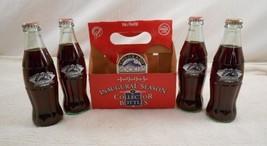 4 CocaCola/Colorado Rockies '93 Innaugeural Season 8 oz. Bottles with Ho... - $10.99