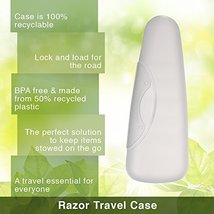 RADIUS - Razor Travel Case, Durable and Dependable, Made with Recycled and Recyc image 7