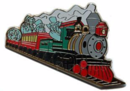 Disney Pin 82489 WDI Haunted Mansion Ghosts Disneyland Ride Railroad Tra... - $75.19