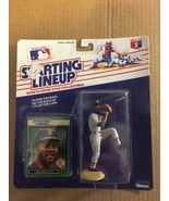 1989 LEE SMITH Starting Lineup SLU Sports Figure RED SOX NEW In Package  - $45.49