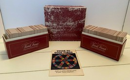 Trivial Pursuit Baby Boomer Edition Subsidiary Card Set 1983 No. 10 - $15.43