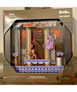 "Retro Video Game Castlevania Reaper Pixel Frame (6""x6"") Shadow Box Art  - $41.57"