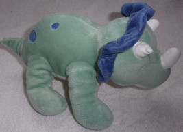 Baby Carter's Green Dinosaur Plush   - $6.99