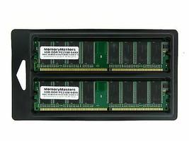 2GB (2X1GB) MEMORY FOR DELL PRECISION 450 450N 650 650N