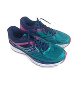 Saucony Womens Guide 10 Everun Multi Running Walking Shoes S10350-5 Size 9  - $37.36