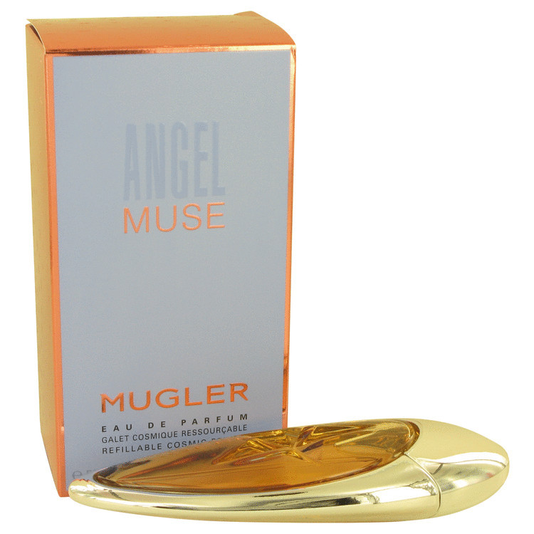 Thierry mugler angel muse 1.7 oz edp spray refillable