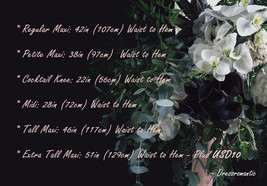 Womens Ruffle Maxi Tulle Skirt Floor Length Wedding Maxi Tulle Skirt GREEN Plus  image 8