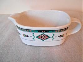 Studio Nova  AdIirondack Aztec Astec Y2201 Gravy Dish Boat - $6.66
