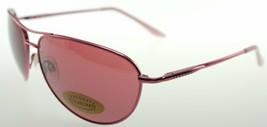 SERENGETI NAPOLI Aviator Pink / Sedona Polarized Sunglasses 7040 - $342.51