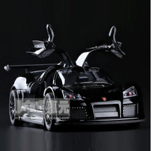 KiNSMART Car Styling Gumpert Apollo Sports Car 1:36 Alloy Diecast Model ... - $24.31