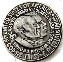 1952 Washington Carver Commemorative Half Dollar Casted Coin - $11.99