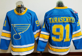Vladimir Tarasenko #91 St.Louis Blues Winter Classic Hockey Jersey New - $48.50