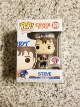 Stranger Things Scoops Ahoy Steve Funko Pop! #829 Baskin Robbins Exclusive